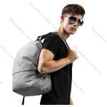 Как стильно носить городской рюкзак?