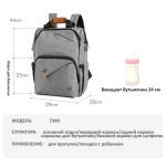 Быстрый и простой способ определить литраж рюкзака!